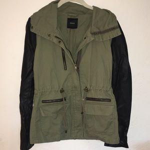 Forever21 Utility Jacket